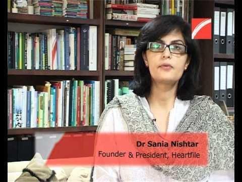 Sania Nishtar Sania Nishtar Health Fund YouTube
