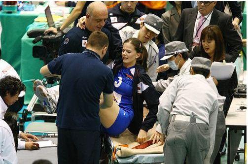 Sanja Malagurski Serbia Volleyball News Sanja Malagurski Injury
