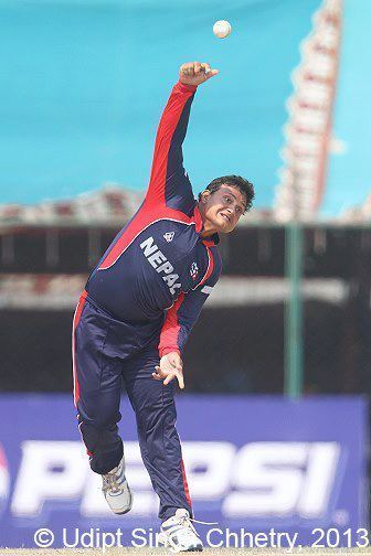 Sanjam Regmi Sanjam Regmi Cricketer Exchange