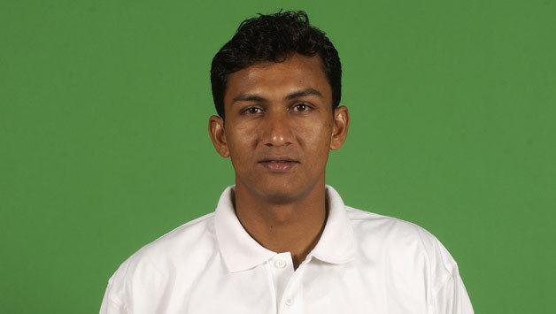 Sanjay Bangar (Cricketer) playing cricket