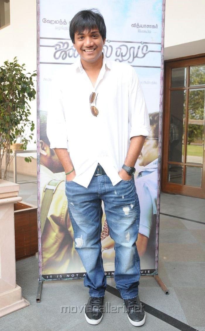 Sanjay Bharathi Picture 463210 Sanjay Bharathi at Jannal Oram Movie