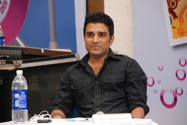 Sanjay Manjrekar (Cricketer)