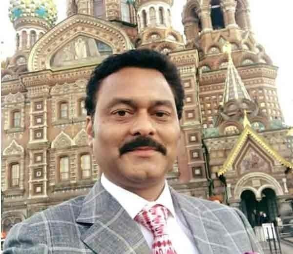 Sanjay Pathak BJP ministers Sanjay Pathak in disputes wwwbhaskarcom