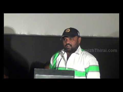 Sanjay Ram Director Sanjay Ram wishing Sundattam Team at Sundattam Audio Launch
