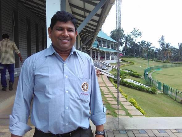 Sanjay Raul enjoying his second innings Sportstarlive