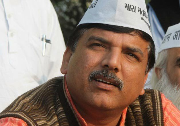 Sanjay Singh AAP fight is about dominance says leader Sanjay Singh
