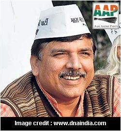 Sanjay Singh (activist) Sanjay Singh Biography About family political life awards won