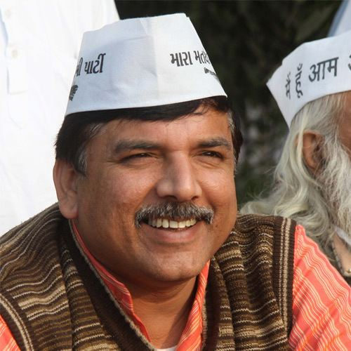 Sanjay Singh BJP paying media to target AAP Sanjay Singh Latest News