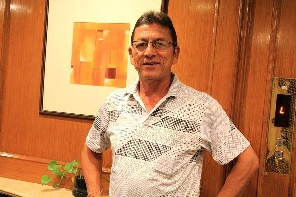 Sanjoy Sen The gentleman coach Mohammedan Sporting39s Sanjoy Sen