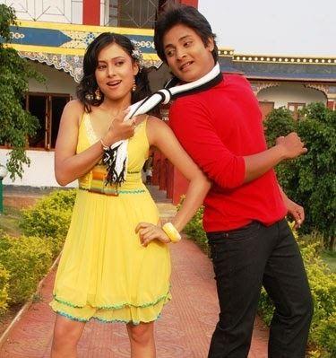 Sanju Aau Sanjana Odia Cinema World Oriya Odiya Film Actor Babusan Tanmay Mohanty