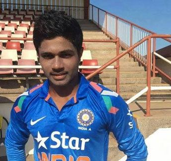 Sanju Samson Sanju Samson Cricket representing India Stats and Profile