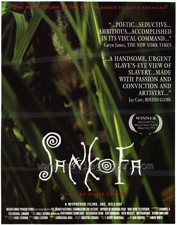 Sankofa (film) Sankofa by Haile Gerima Watch in cinema online and on DVD trigon