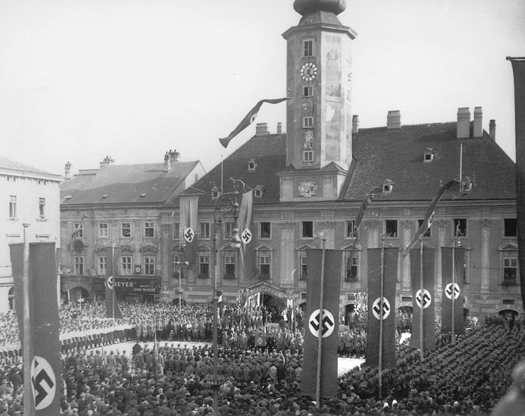 Sankt Polten in the past, History of Sankt Polten