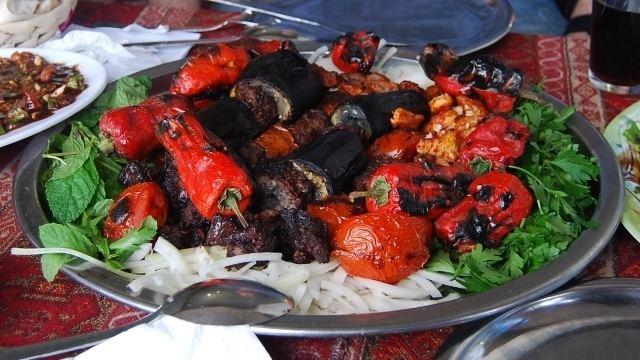 Sanliurfa Cuisine of Sanliurfa, Popular Food of Sanliurfa