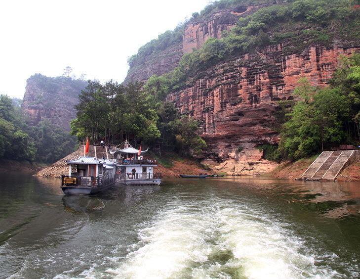 Sanming Beautiful Landscapes of Sanming