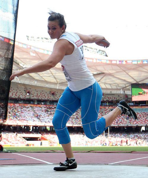 Sanna Kämäräinen Sanna Kamarainen Photos Photos 15th IAAF World Athletics