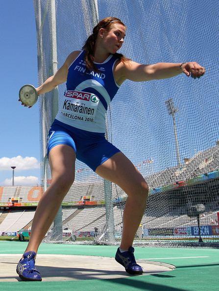 Sanna Kämäräinen Sanna Kamarainen Photos Photos 20th European Athletics