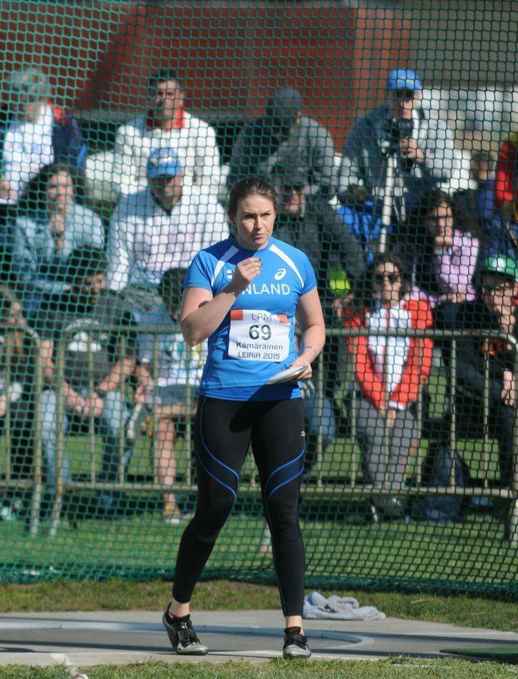 Sanna Kämäräinen ThrowsWorld Sanna Kmrinen 6107m Beijing World Championships