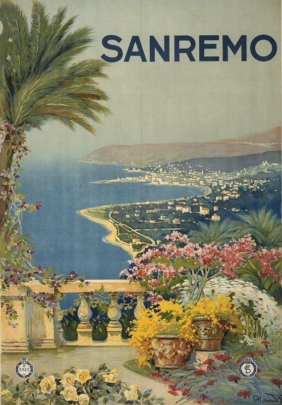Sanremo in the past, History of Sanremo