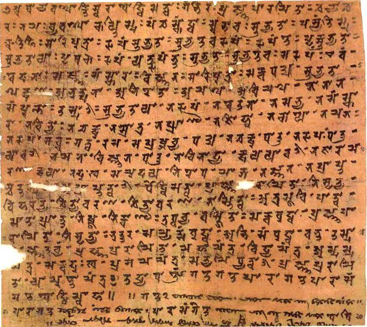 Sanskrit Buddhist literature