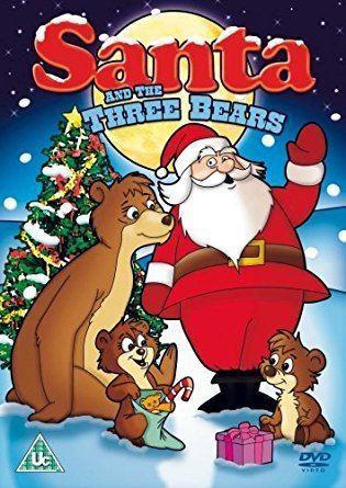 Santa and the Three Bears Santa And The Three Bears DVD Amazoncouk Tony Benedict DVD