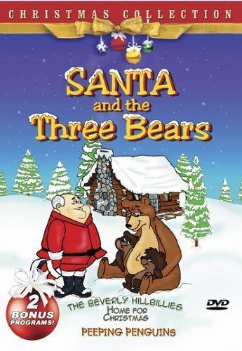 Santa and the Three Bears Amazoncom Santa and the Three Bears Hal Smith Movies TV