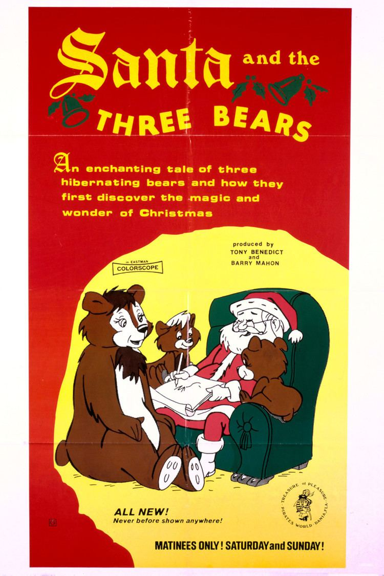 Santa and the Three Bears wwwgstaticcomtvthumbmovieposters49531p49531