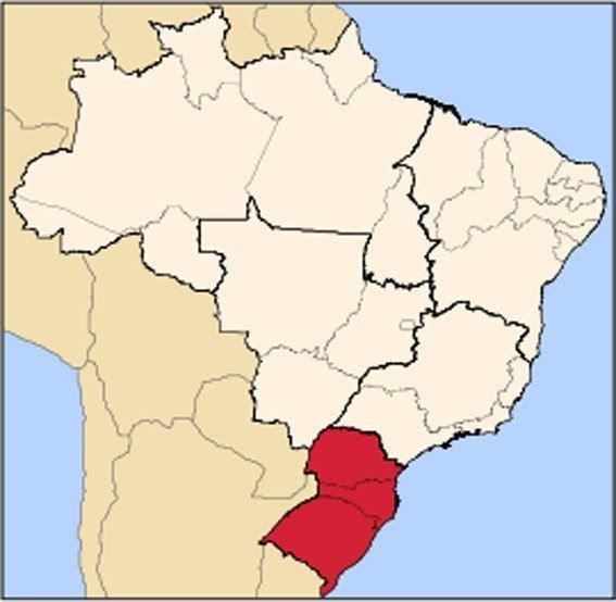Santa Catarina (state) in the past, History of Santa Catarina (state)