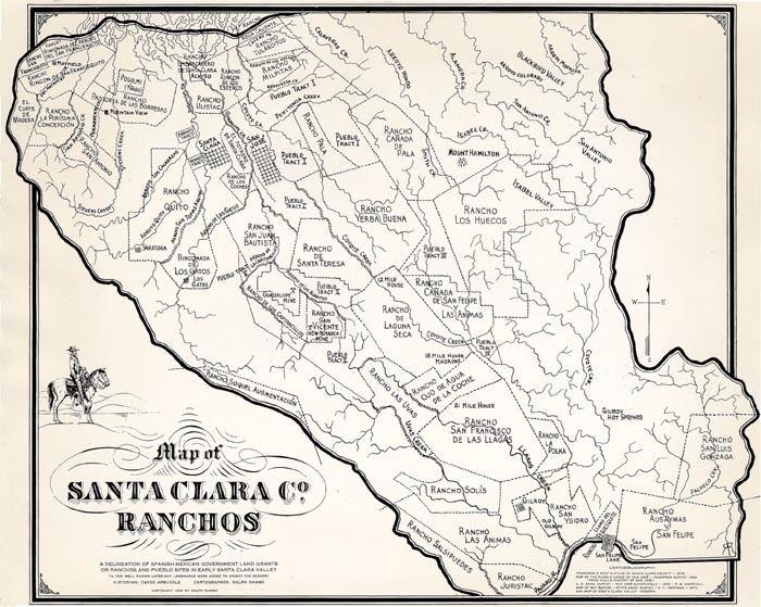 Santa Clara, California in the past, History of Santa Clara, California