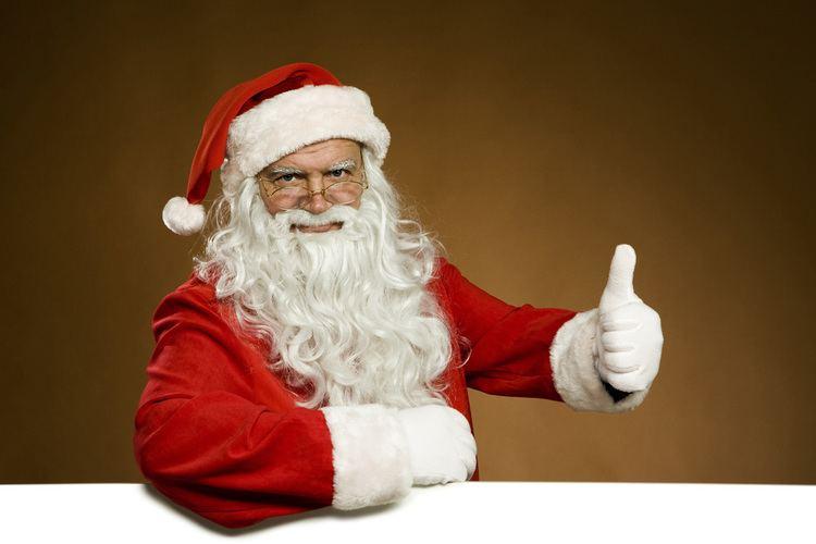 Santa Claus Santa Claus runs for mayor of North Pole Gap Year