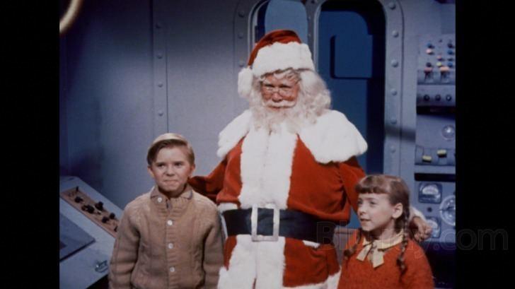 Santa Claus Conquers the Martians Santa Claus Conquers the Martians Bluray Remastered Edition