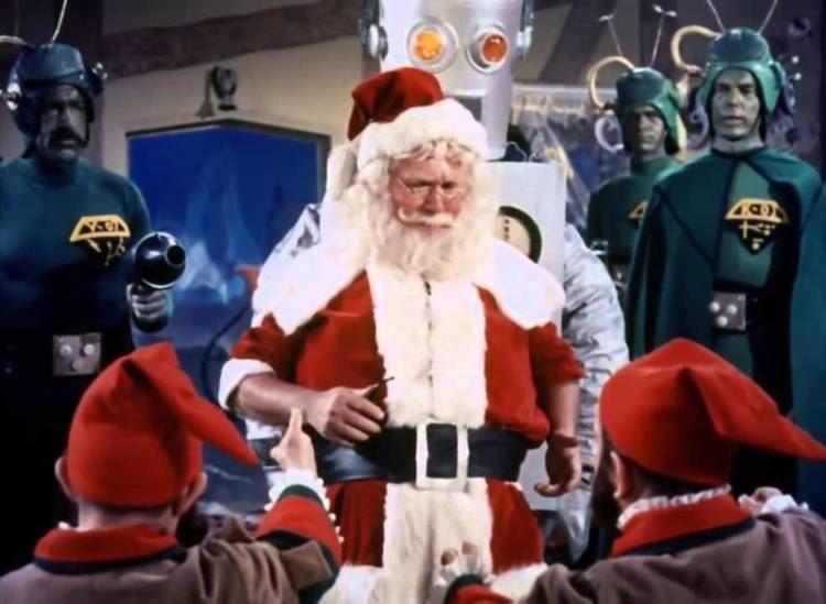 Santa Claus Conquers the Martians Santa Claus Conquers the Martians 1964