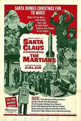 Santa Claus Conquers the Martians Santa Claus Conquers the Martians 1964 Cinemassacre Productions