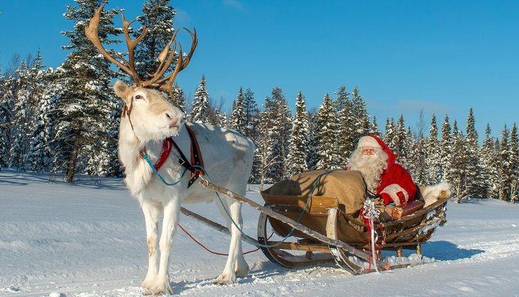 Santa Claus S Reindeer Alchetron The Free Social Encyclopedia