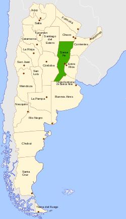 Santa Fe Province Wikipedia