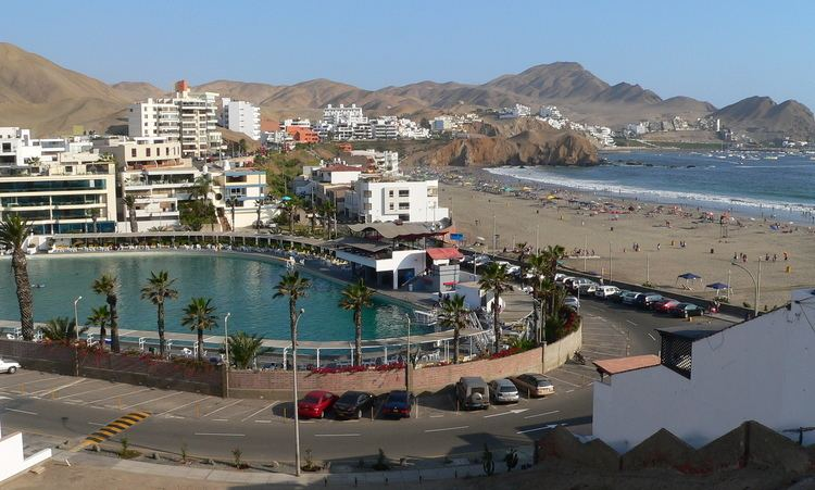 Santa María del Mar (Peru) httpsuploadwikimediaorgwikipediacommons00