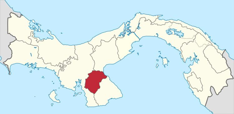 Santa María, Herrera