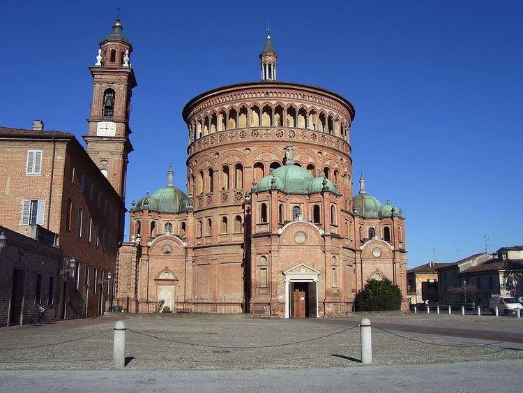Santa Maria della Croce, Crema