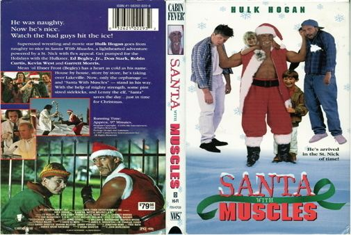 Santa with Muscles Santa with Muscles