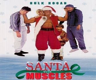 Santa with Muscles BROcast 62 Movie Night Weve Made a Huge Mistake Santa With