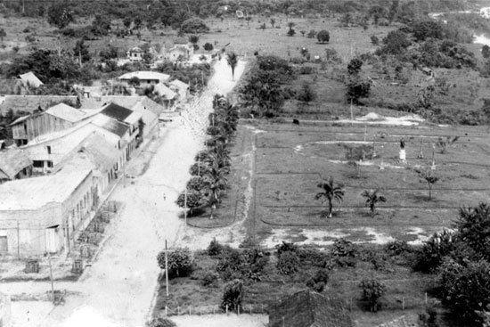 Santander Department in the past, History of Santander Department