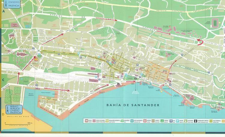 Santander, Spain Tourist places in Santander, Spain