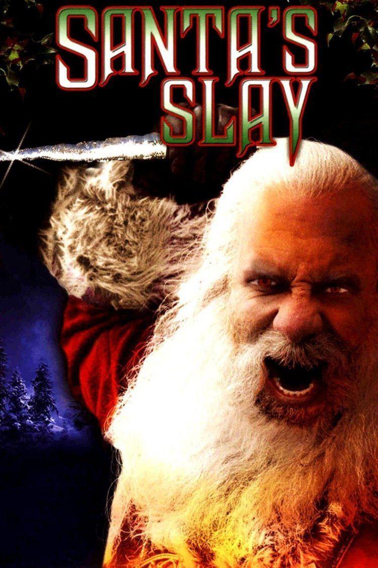Santa's Slay wwwgstaticcomtvthumbmovieposters90269p90269