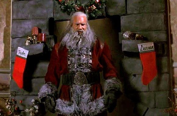 Santa's Slay SANTAS SLAY Comic Book and Movie Reviews