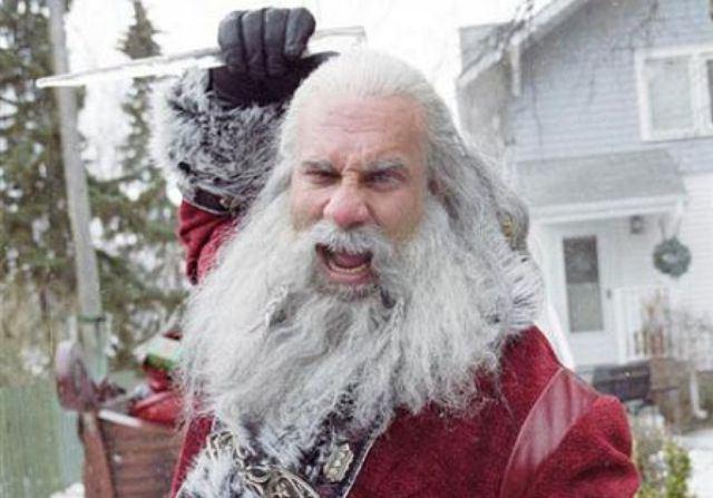 Santa's Slay Outside Of The Ring Reviews Santas Slay Starring Goldberg
