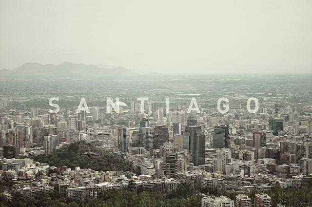 Santiago Beautiful Landscapes of Santiago