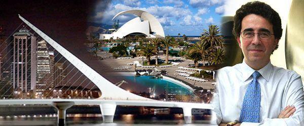 Santiago Calatrava Famous Architects Santiago Calatrava don Quijote UK