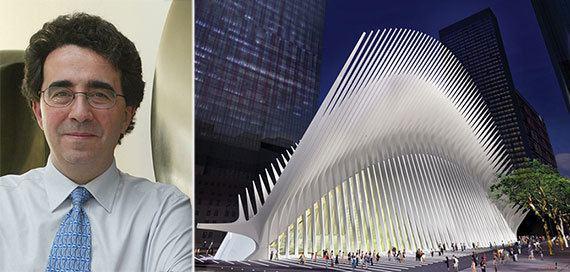 Santiago Calatrava Calatrava WTC PATH Station Santiago Calatrava NYC
