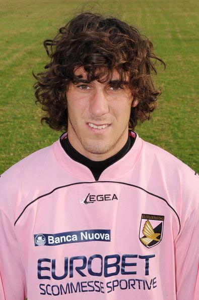 Santiago García (Argentine footballer) Santiago Garcia Pictures US Citta di Palermo Headshots