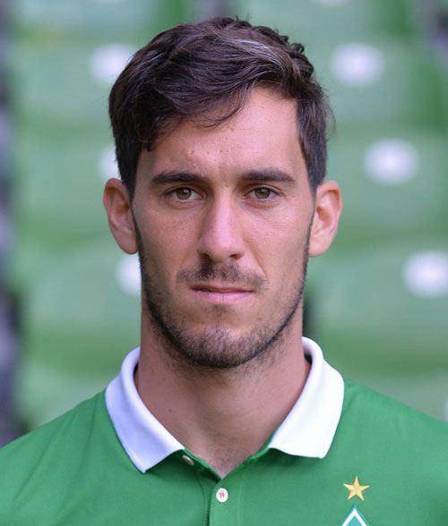 Santiago García (Argentine footballer) Santiago Garcia Werder Bremen 1 Bundesliga alle
